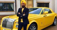 Miliardár si kúpil naraz 6 nových Rolls-Roycov, aby mu ladili k farbám jeho turbanov