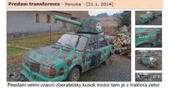 Najvtipnejšie inzeráty, ktoré sa objavili na slovenských bazároch