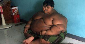 Najtučnejší chlapec roka 2016 schudol v priebehu troch rokov vyše 100 kíl