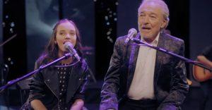 Karel Gott naspieval pieseň so svojou dcérkou, ktorá podľa neho dokázala, že je už hotová speváčka