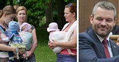 Vláda bude zvyšovať rodičovský príspevok o 150€. Netýka sa to však každého