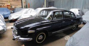Češka predáva prvú Tatru 603. Jej vysoká cena zohľadňuje absolútne dokonalý stav