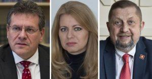 Ktorí kandidáti minuli na volebnú kampaň najviac peňazí? Na internete sa objavili konkrétne čísla