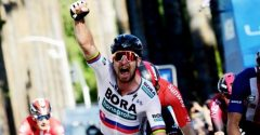 Famózny Peter Sagan opäť zavrel neprajníkom ústa. Stal sa víťazom 1. etapy pretekov Okolo Kalifornie