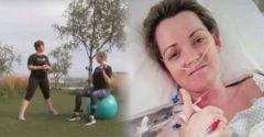 Mladá mamička porazila rakovinu vďaka jednoduchému cvičeniu. Stala sa inšpiráciou pre ľudí po celom svete