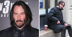 Známy herec Keanu Reeves priznáva, že v živote nikoho nemá a cíti sa byť osamelý