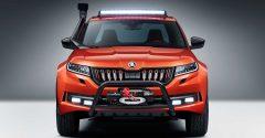Škoda predstavila krásny pick-up Mountiaq, no v sériovej výrobe ho neuvidíme