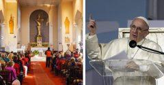 Pápež František po dlhých rokoch zmenil text modlitby Otčenáš