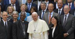 Pápež František má pre ľudstvo dôležitý odkaz. K ľuďom prehovoril po rokovaní s lídrami ropných spoločností