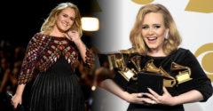 Adele po dlhšej dobe opäť na verejnosti. Speváčka prekvapila úbytkom váhy