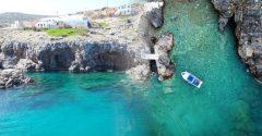 Krásny grécky ostrov vám venuje pozemok a bude vyplácať mesačnú mzdu len za to, že tam budete žiť
