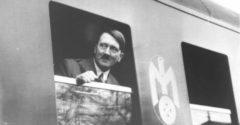 Führerovo mobilné sídlo. Takto vyzeral Hitlerov vlak zvonka a zvnútra