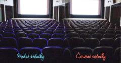 Aký majú význam červené sedačky v kinách a prečo bývajú premiéry filmov vo štvrtok? Tieto a ďalšie zaujímavosti o kinách