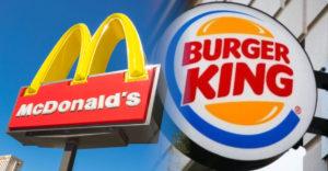 McDonald´s sa rozhodol prestať držať v úzadí a vrátil úder Burger Kingu