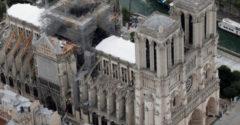 Ako to momentálne vyzerá v Notre Dame? Rekonštrukcia je plnom prúde