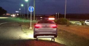 Ruská polícia zaviedla nový trik, ako donútiť vodičov spomaliť. Je účinnejší, ako sa očakávalo