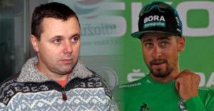Bývalý český cyklista tvrdí, že Sagan jazdí ako prasa