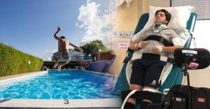 Chlapec zostal po skoku do bazéna ochrnutý. Treba byť ostražitý, môže sa to totiž stať každému