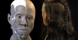 Vedci zrekonštruovali tvár dievčaťa z pred 9 000 rokov. Takto vyzerala vtedajšia teenagerka