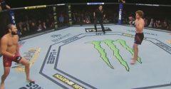 MMA bojovníkovi sa podarilo najrýchlejšie K.O. v histórii UFC. Súpera zložil za menej ako 5 sekúnd