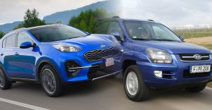 Ako sa zmenili modely áut za posledných 10 rokov? Niektoré viac, iné menej