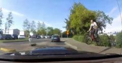 Lepší výkon by nepodala ani divá srna (Magor na bicykli)