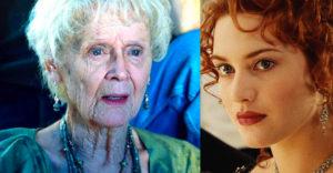 Spomínate si na herečku, ktorá stvárnila staručkú Rose vo filme Titanic? V mladosti vynikala svojou krásou