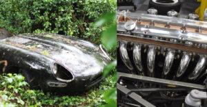 Mechanici sa dali do obnovy Jaguaru, ktorý celých 30 rokov hnil kdesi v húštine. Výsledok je úžasný