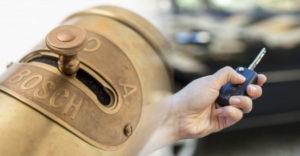 Ako sa postupne vyvíjali kľúče od auta? Od prvých otočných spínačov až po aplikácie v smartphonoch
