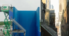 Ako vyzeralo natáčanie scény s pádom zo strechy v John Wick 3? Keanu Reeves sa jej zhostil fenomenálne