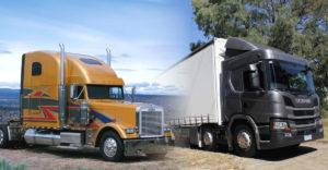 Prečo majú americké kamióny narozdiel od tých našich dlhú kapotu? Dôvod je jednoduchý