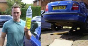 Ako ďaleko dôjdete s Octaviou I 1,9 TDI na 1 liter nafty? Briti ju podrobili extrémnej skúške